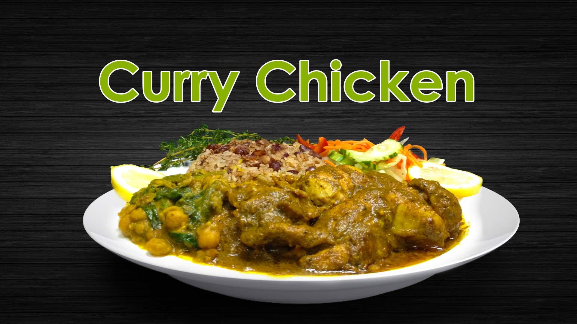 Order Chicken Curry